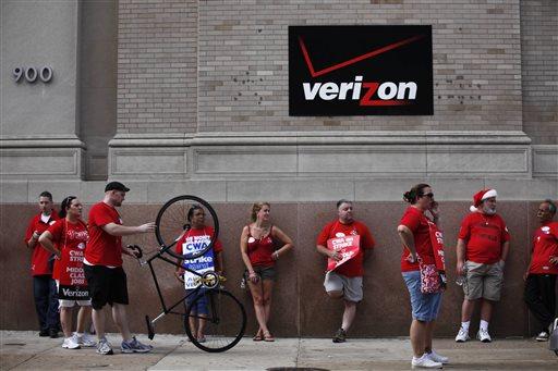 Verizon Contract Talks